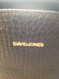 David Jones Leather Designer Purse London, N6A 1L2