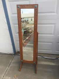 Used Lori Greiner jewelry/mirror cabinet for sale in San ...