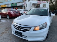 2012 Honda Accord Toronto