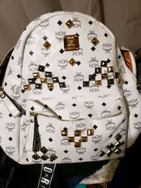 mcm full backpack special edition asking 400 obo Toronto, M3N 2L2