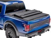 Hard Tri-Fold Tonneau Cover - fits all 2009-2014 F Kitchener