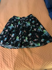 Size small Sourpuss space babes skirt