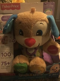 Laugh and learn fisher price brand new Oyster Bay, 11771
