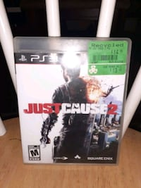 JUST CAUSE 2 video game