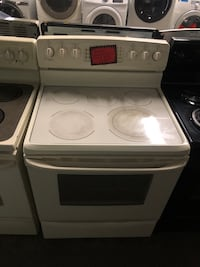 KENMORE convection oven electric stove
