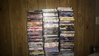 Assorted dvd movies 3each Seguin, 78155