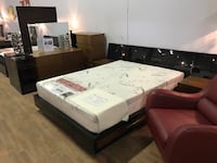 Modern Platform Bedroom set Toronto