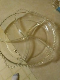 clear glass bowl with lid Colorado Springs, 80908