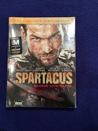 Brand New Never Opened Spartacus DVD Box Set Calgary, T2M 2P2