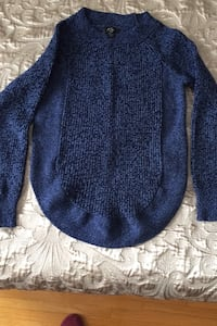 Outstanding Lord and Taylor petite sweater from the Bay for the cold.