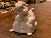 ANGEL THINKING Lladro 4539 Mc Lean, 22101