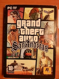 GTA San Andreas PC Madrid, 28030