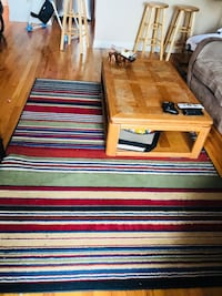 coffee table & carpet Chicago, 60616