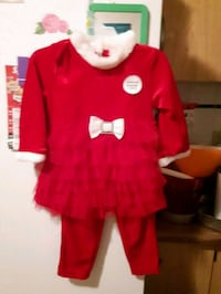 Christmas 2pc. Outfit