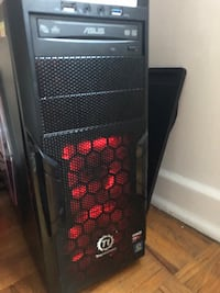 Gaming pc - red and black themed Toronto, M1K 2E4
