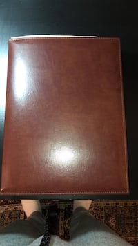 Leather Padfolio Arlington, 22207