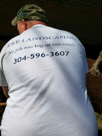 Lawn mowing and snow removal and mulching and  Harpers Ferry, 25425