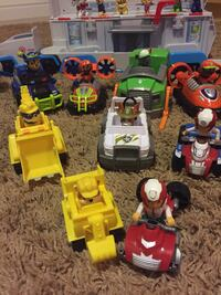 Paw patrol 4 complete sets + ++ Waterloo, N2T 2Y2