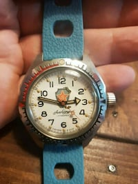 Vostok Amphibian automatic watch Mississauga, L5B