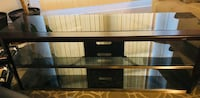 Bello- 60 inch Elegant Espresso TV Stand Washington, 20001
