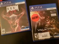 PS4 games  Vaughan, L4L