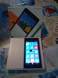 telefono Microsoft Lumia 535 Windows nero con scatola Palermo, 90151