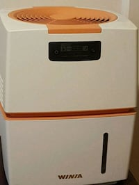 WINIA AIRWASHER/HUMIDIFIER/PURIFIER ALL IN ONE  Toronto, M4C 2R4