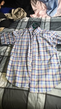 Polo Ralph Lauren short sleeve button up Brampton, L6Z 1N3