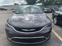 2015 Chrysler 200 4dr Sdn Limited FWD Dallas