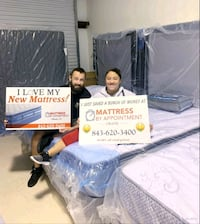 Only 5$ Down! New Mattress Sets  Beaufort, 29906