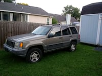 Jeep Grand Cherokee SUV Nashville