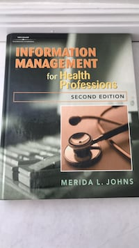Information management for health professions Mississauga, L5A 3B2