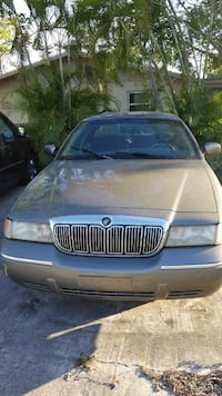 gray Mercury Grand Marquis Fort Myers, 33907