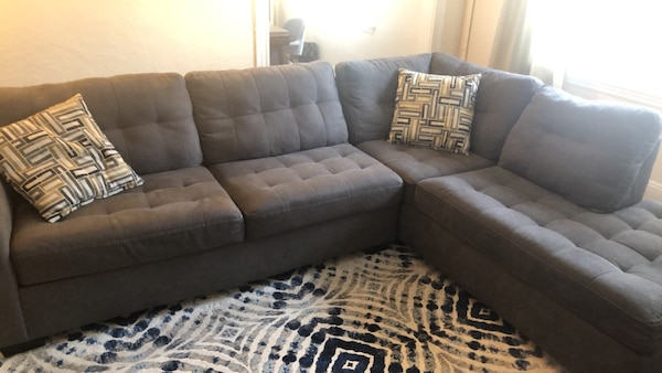 Strange Used Sectional Couch For Sale In Brookline Letgo Gamerscity Chair Design For Home Gamerscityorg