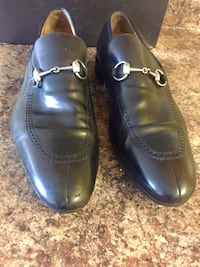 Gucci shoe size 10US made in Itsly Edmonton, T6T 0S6