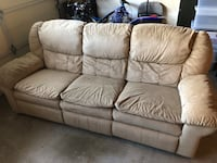 Dual reclining couch AND a rocking recliner chair 2281 mi