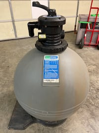 26 inch pool sand filter