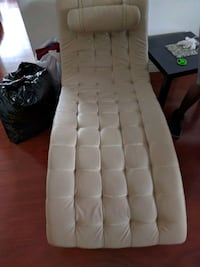 Faux leather recliner ** as is ** open to swap ** Milton, L9T 6G4