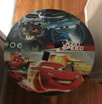 Disney Cars wooden table Essex, 05452