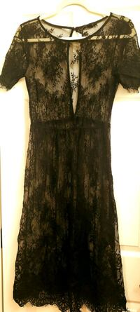 black and brown floral sleeveless dress Pittsburg, 94565