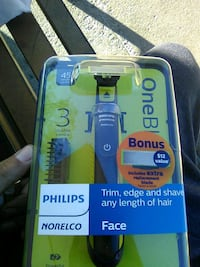 Phillips Norelco one blade (New!) Tucson, 85710
