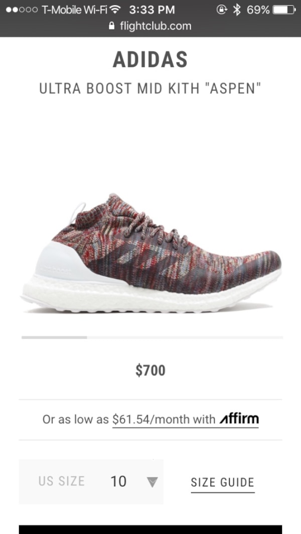 7eb54a32589 Kith ultra boost. HomeFashion and Accessories Buford