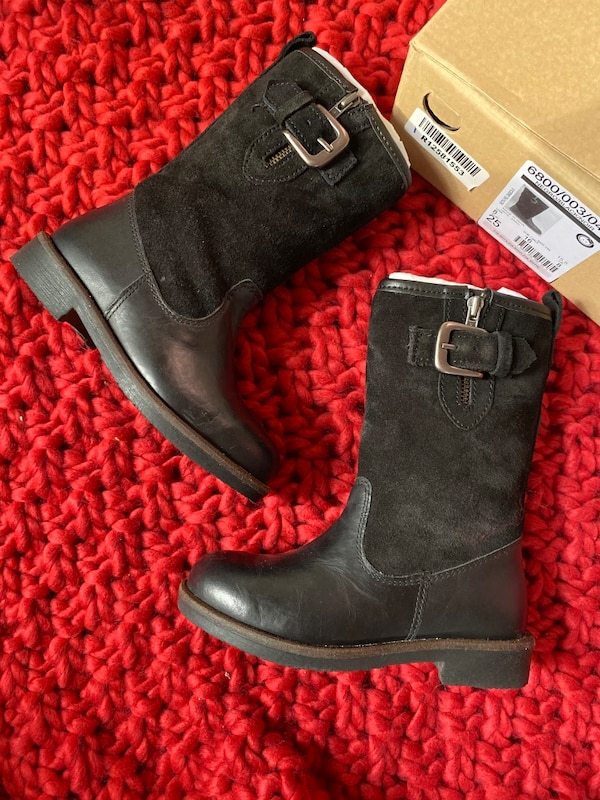 Zara girl's boots shoes size 8 d8642ae8-02f3-4cfc-a672-77991ee30935