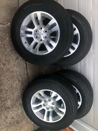 Rims & Tires From Chevy Tahoe Mansfield, 76063
