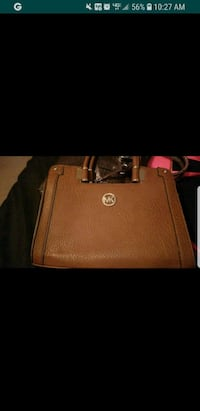 Brown mk bag  Elkridge, 21075