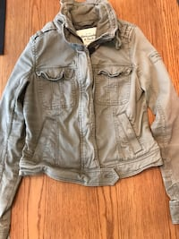 Abercrombie & Fitch jacket  Parksville, V9P 1W2