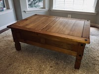 Santa Fe Coffee Table Frederick