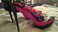 Kiss and tell stilettos size 9 Middle River, 21220