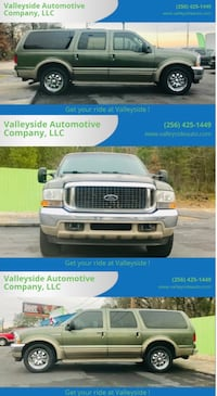 Ford - Excursion Limited- 2000 Huntsville, 35810