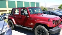Jeep - Wrangler - 2013 Mississauga, L5A 2G2